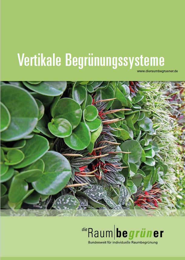 Coverbild - Pflanzenwandkatalog