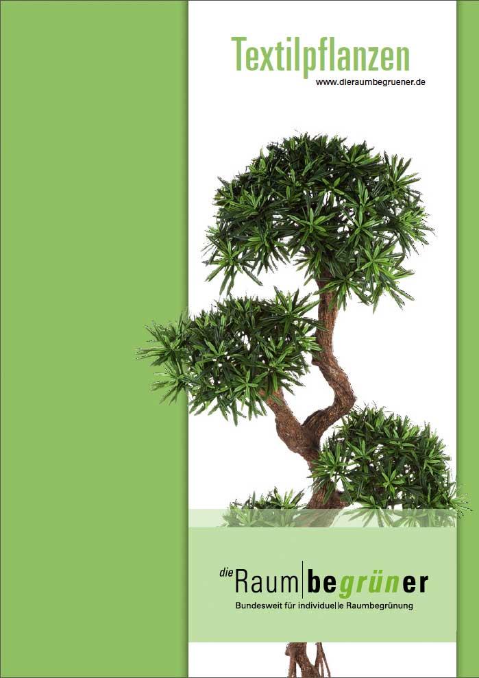 Textilpflanzenkatalog Titelbild